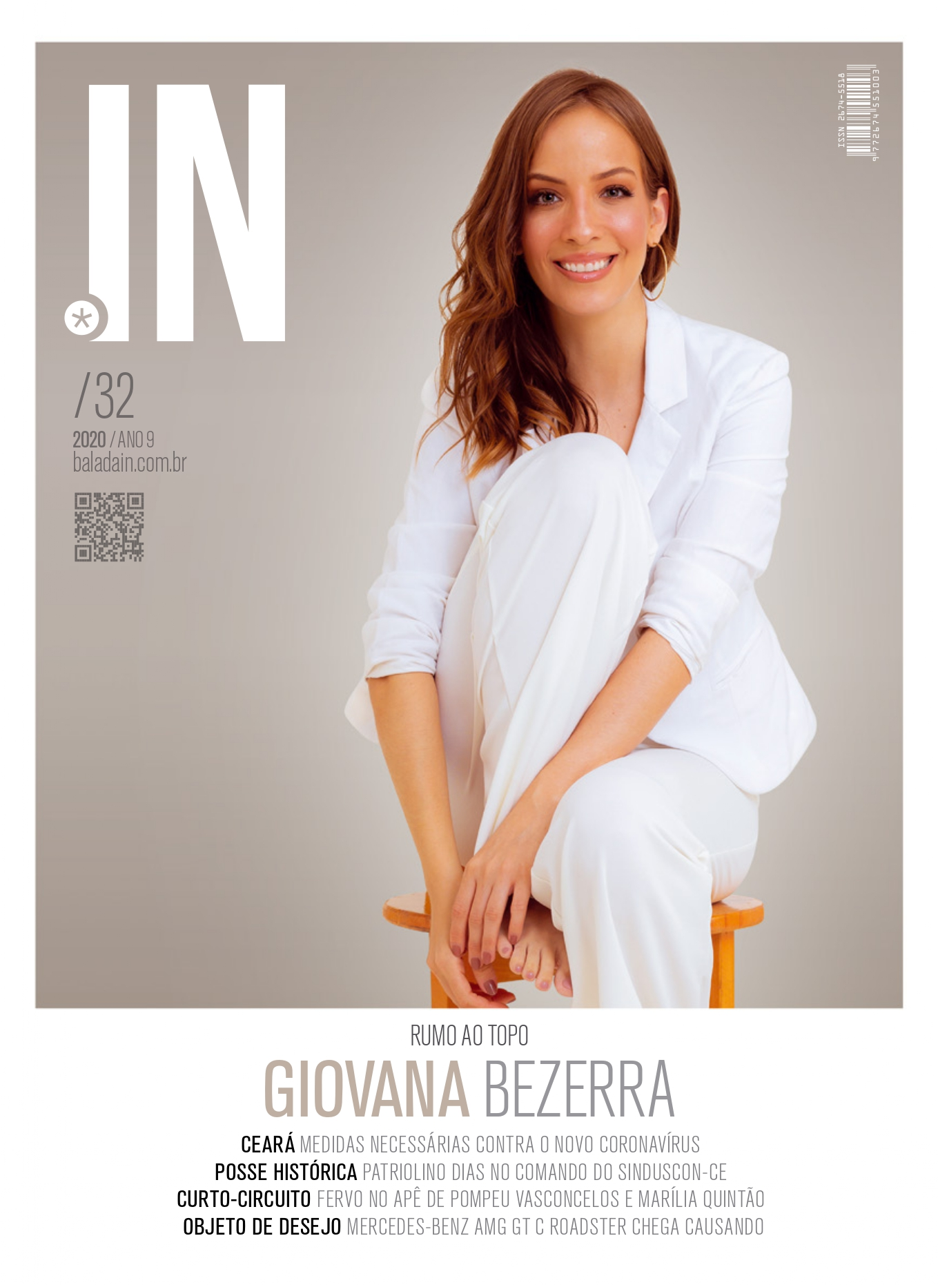 Edição 32: Giovana Bezerra