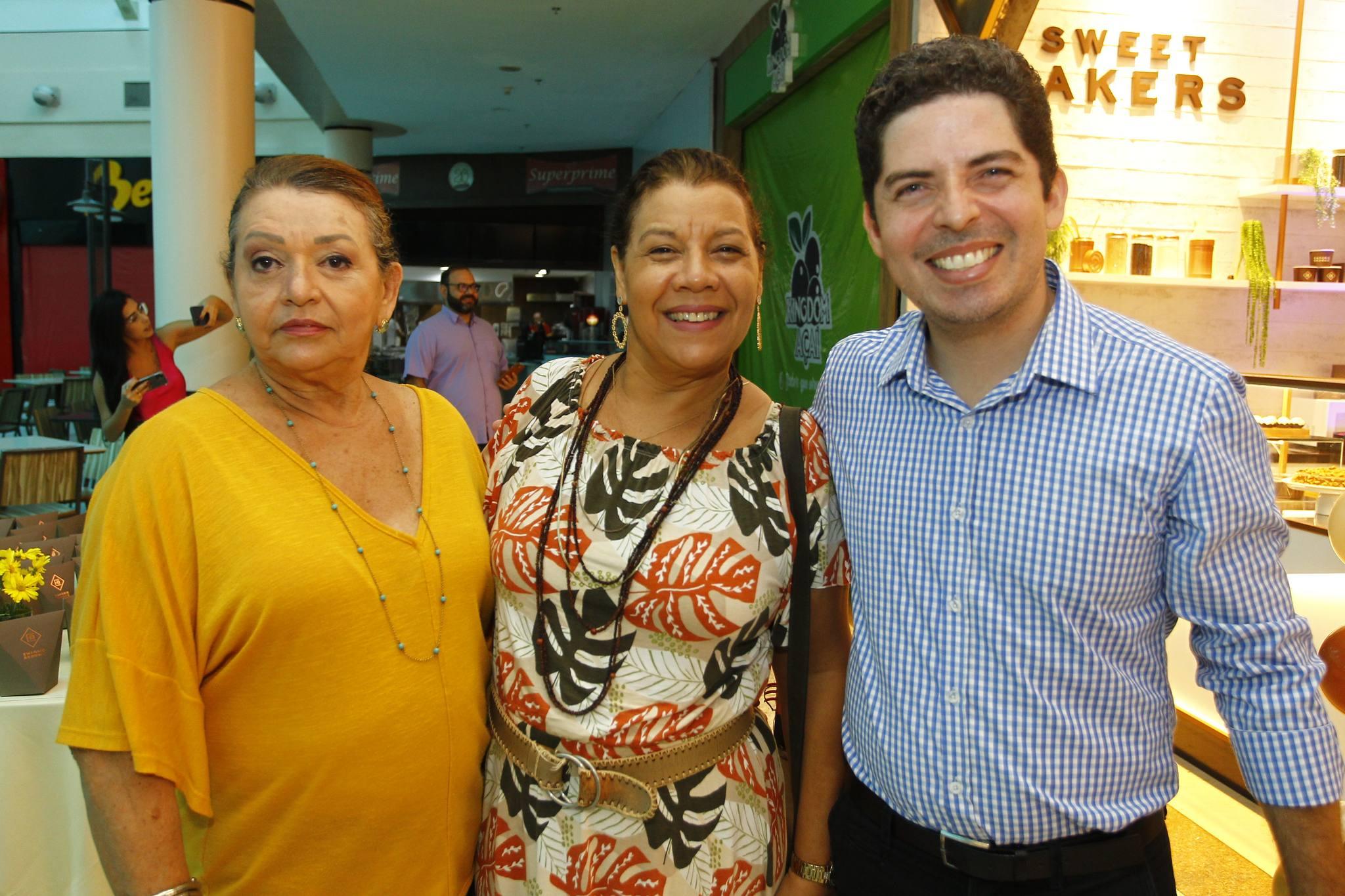 Ines Aparecida, Cida Parente E Paulo Pinheiro