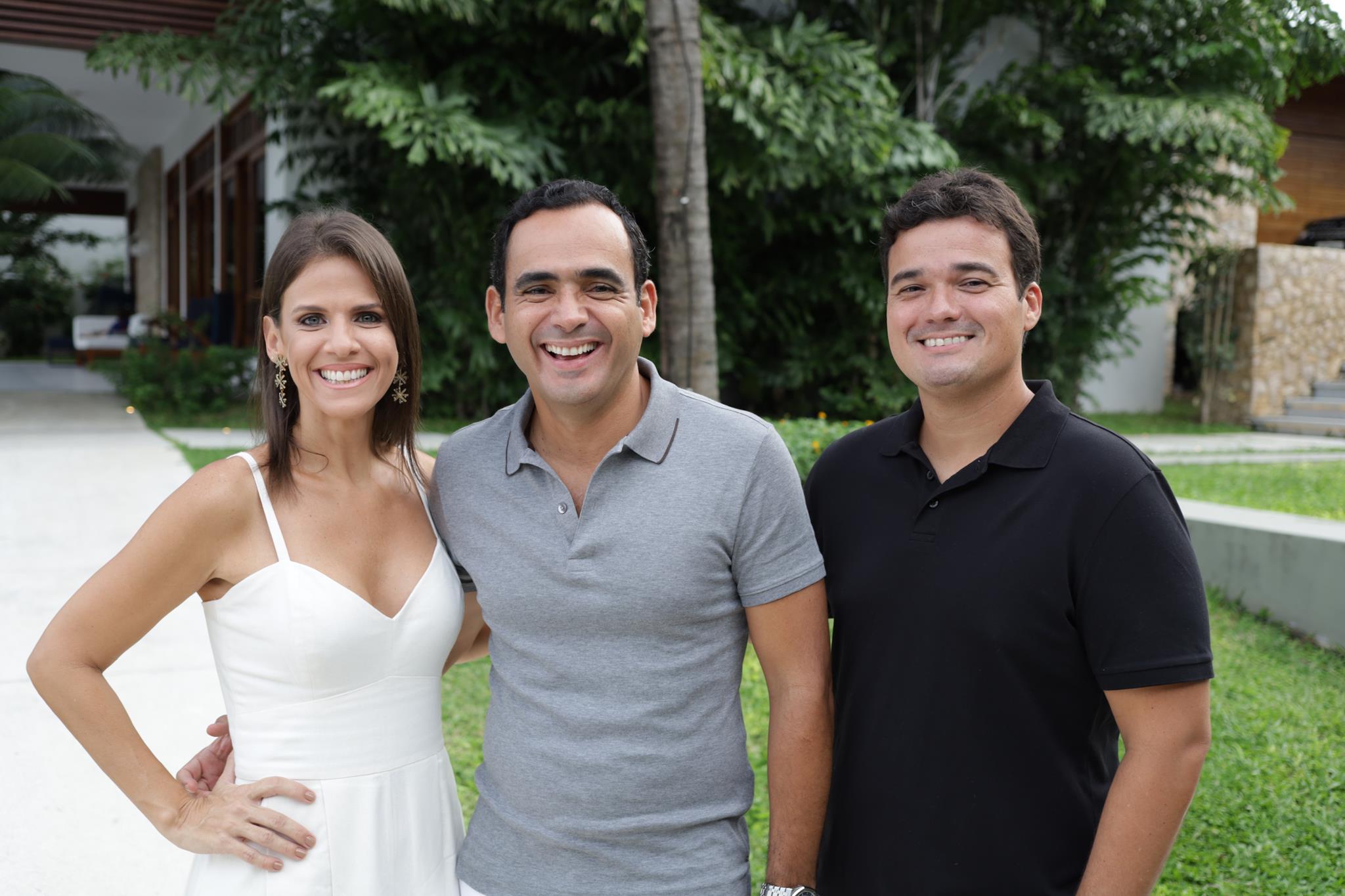 Isabela Valença Fernando Quindere E Nelson Valença 2