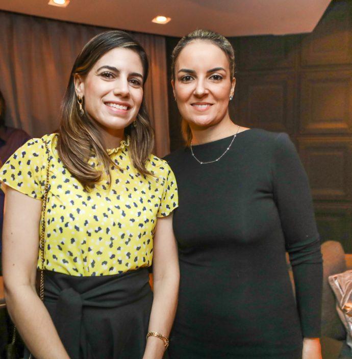 Jamile Salmito E Raquel Vasconcelos