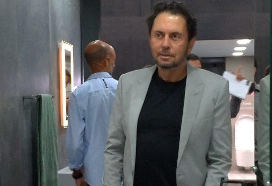 João Armentano é destaque na Expo Revestir 2020, em São Paulo
