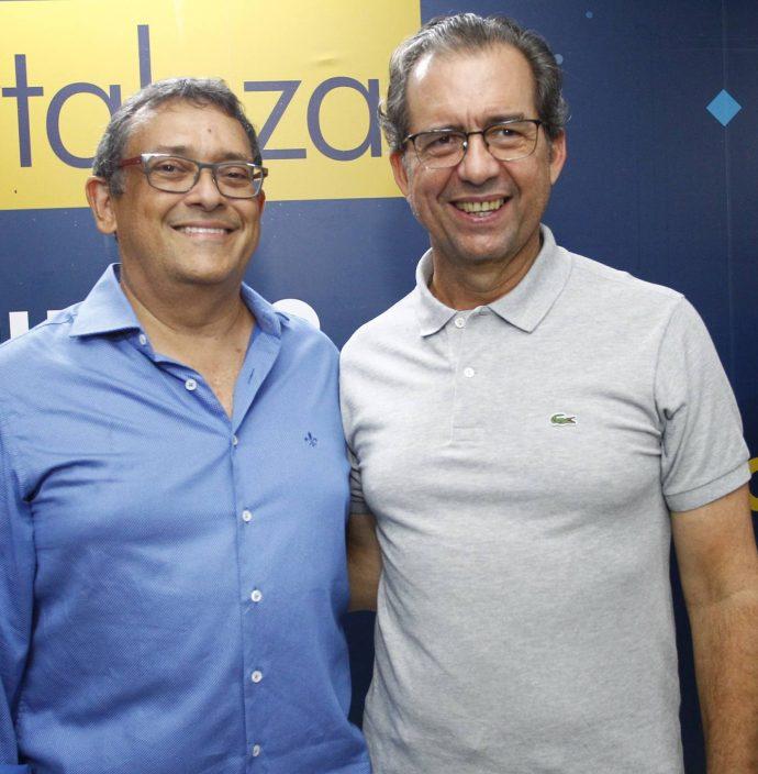 Jose Guedes E Aristarco Sobreira