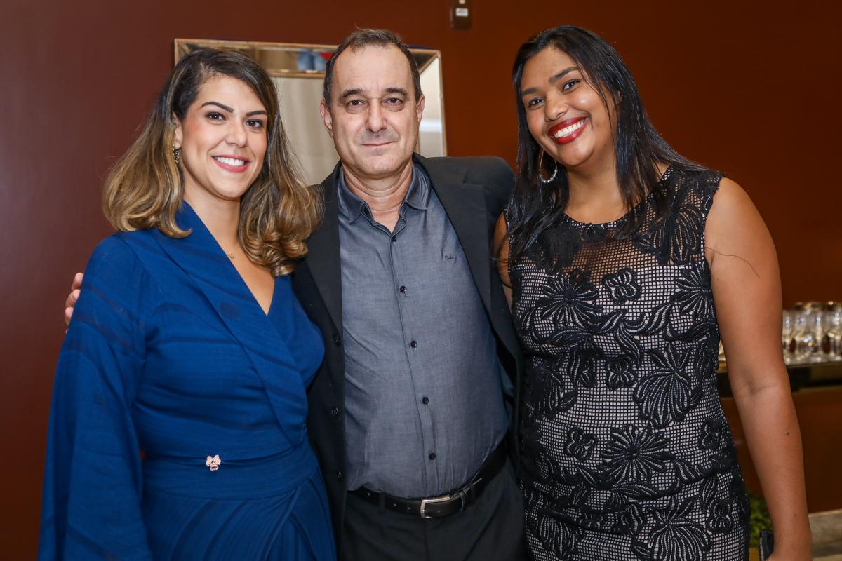 Juliana De Fatima, Eduardo Monteiro E Natalia Holanda