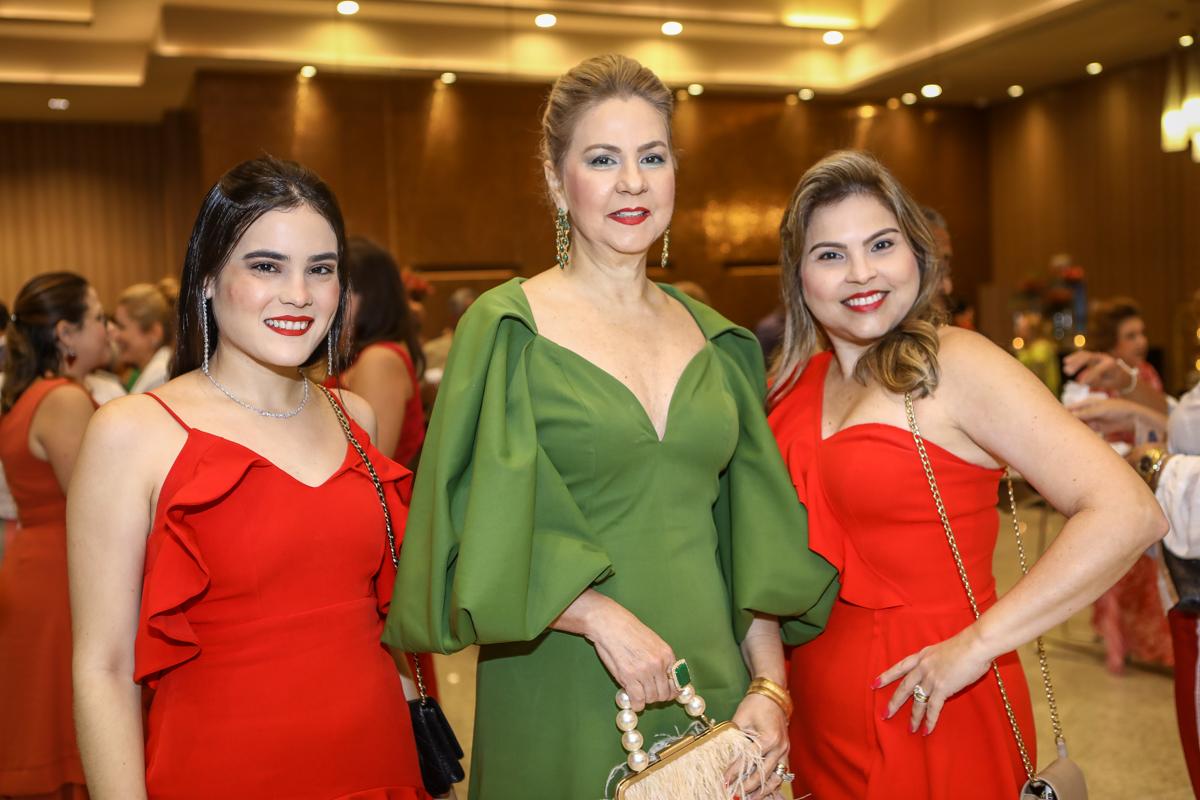 Karisia Teixeira, Alexandrina Aguiar E Sumaia Rocha
