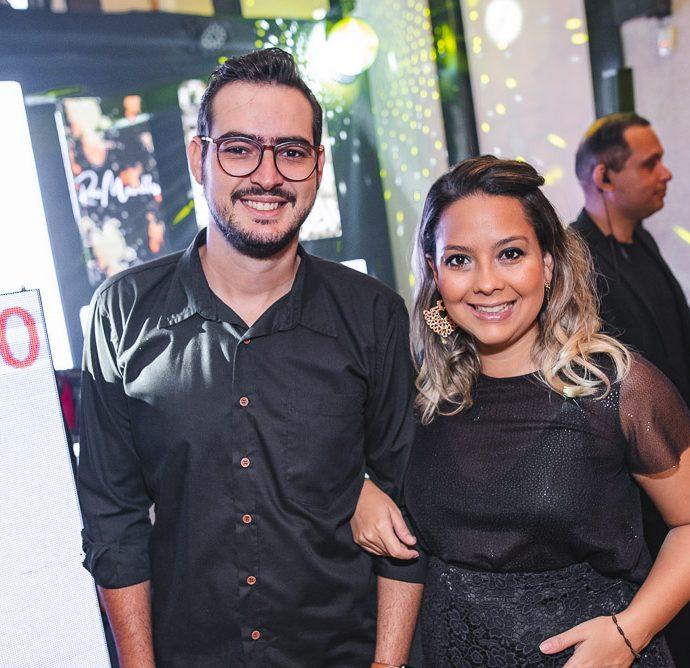 Kaue Aguiar E Lia Carvalho