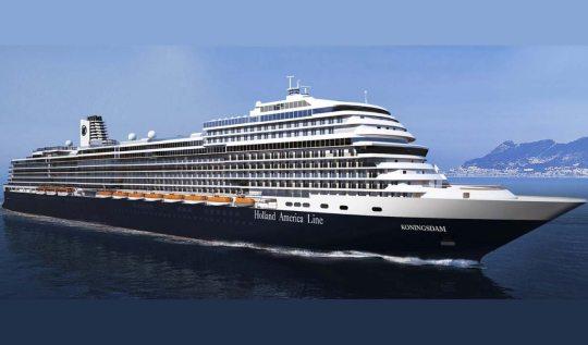 Porto de Fortaleza dará suporte a navio de cruzeiro que vai seguir para a Holanda