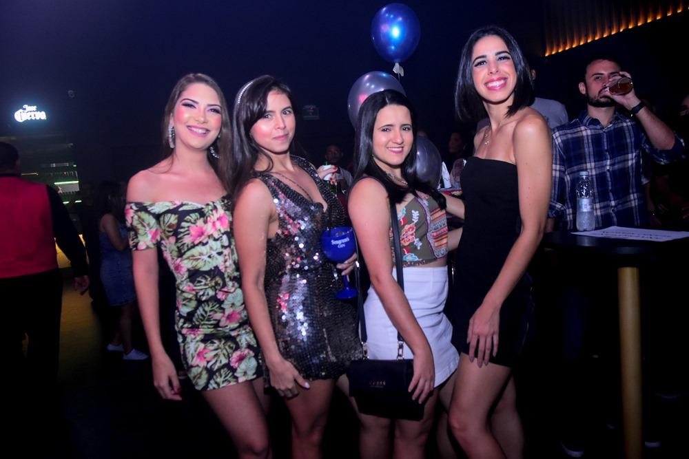Larissa Benício, Gabriela Vasconcelos, Talita Lima, Lorena Sena