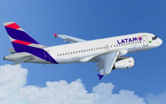 Latam lança quatro novos voos diários decolando de Fortaleza