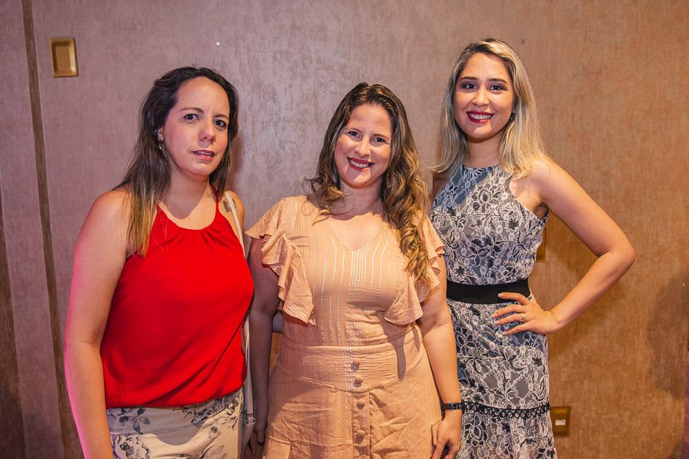 Lela Miranda, Paula Assady E Ana Valdeti