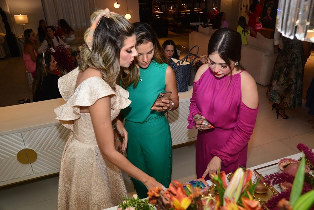 Leli Albuquerque, Viviane Martins E Luiza Bezerra (1)