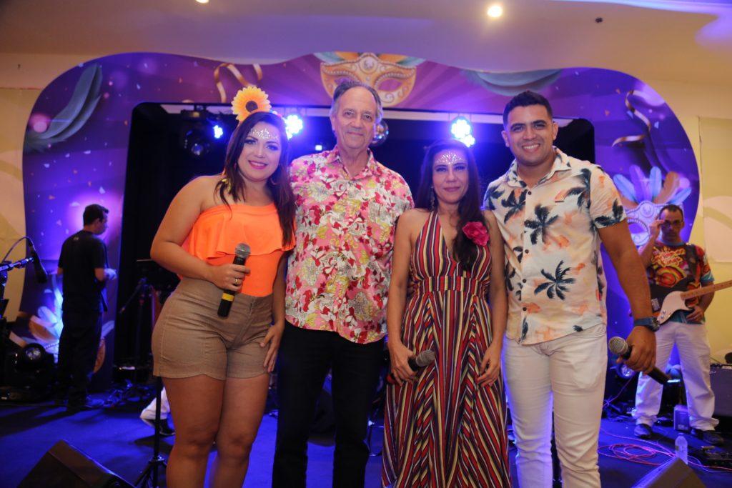 Lenice Bessa Flavio Melo Selma Moraes E Luan Galliazo 3