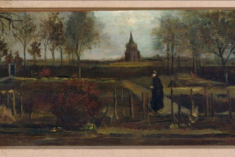 Lentetuin Jardim Da Primavera Van Gogh