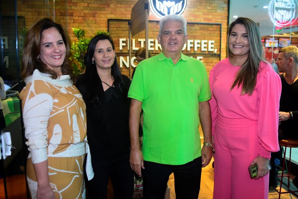 Lilia Prisco, Marilia Teófilo, Tales De Sá Cavalcante E Mariana Sasso
