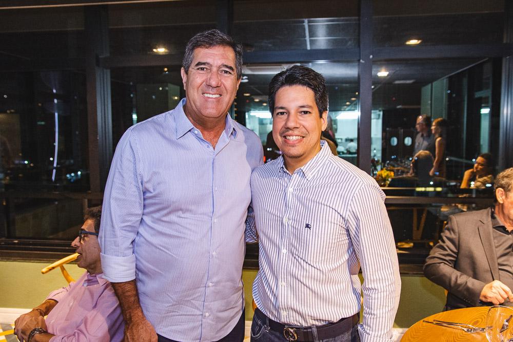 Luiz Gastao Bittencourt E Andrei Aguiar