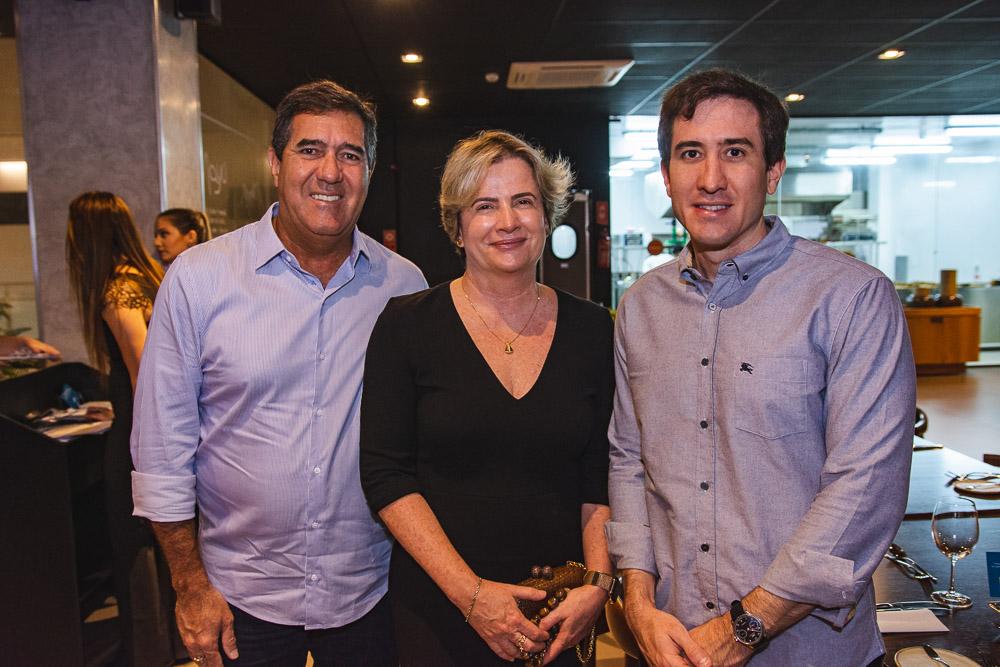 Luiz Gastao, Eliane E Luiz Fernando Bittencourt