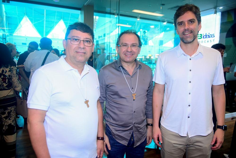Luiz Matos, Carlos Matos E Ruy Do Ceará