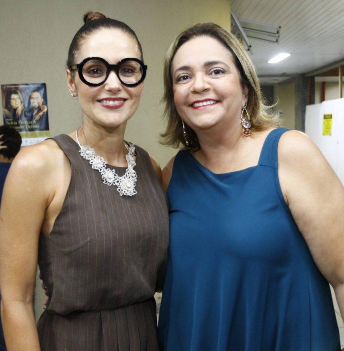 Manoela Bacelar E Ana Paula