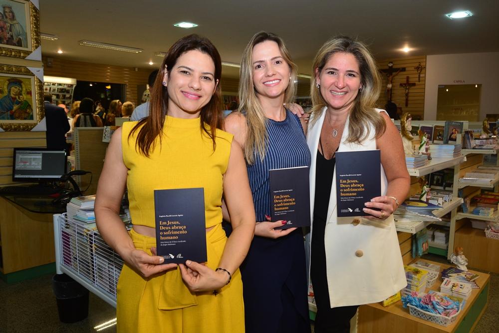 Manu Rufino, Débora Teixeira E Patriciana Rodrigues