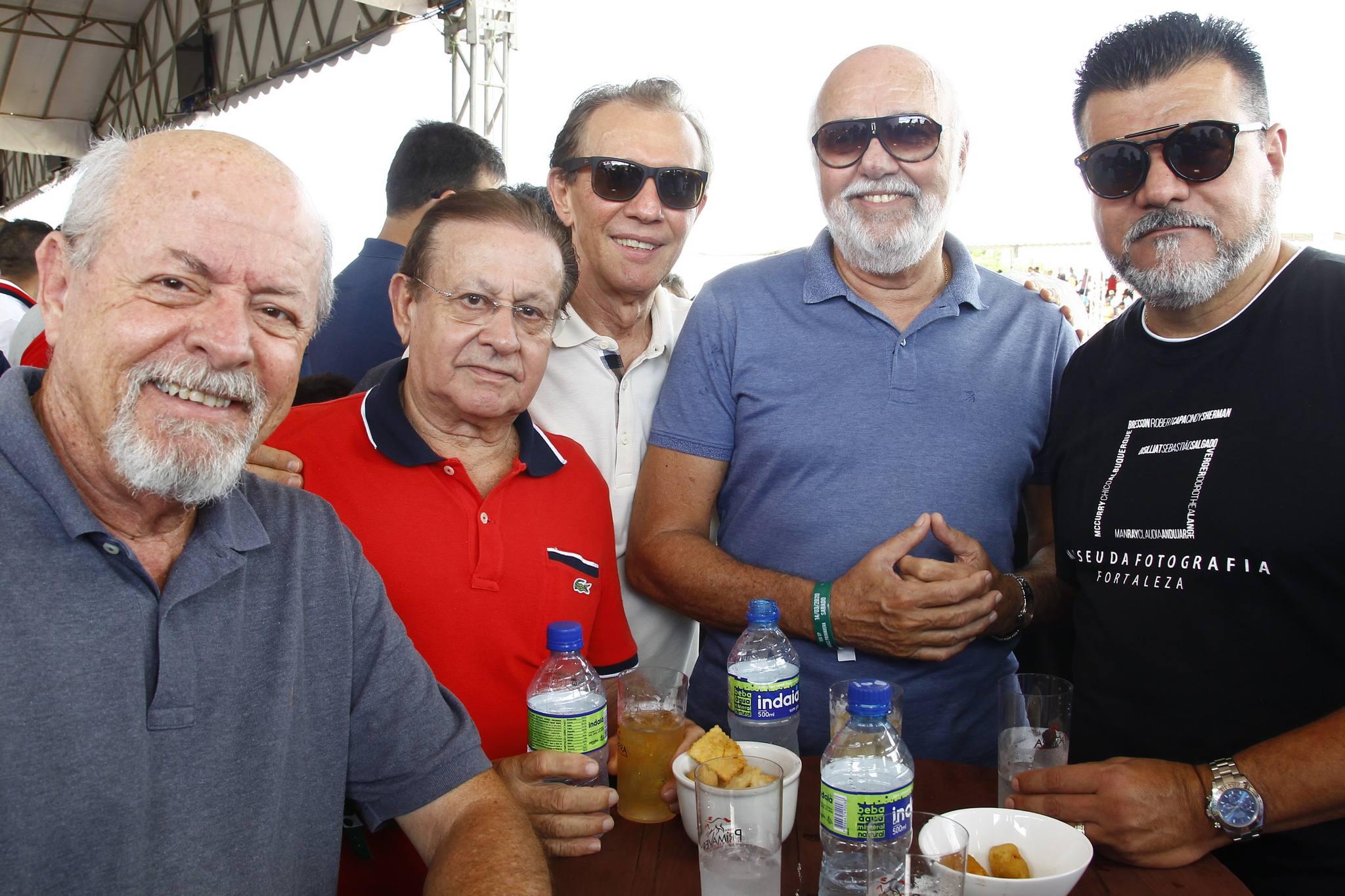 Marcelo E Alvaro Andrade, Ze Gerardo Pontes, Mauricio Leal E Odimar Feitosa