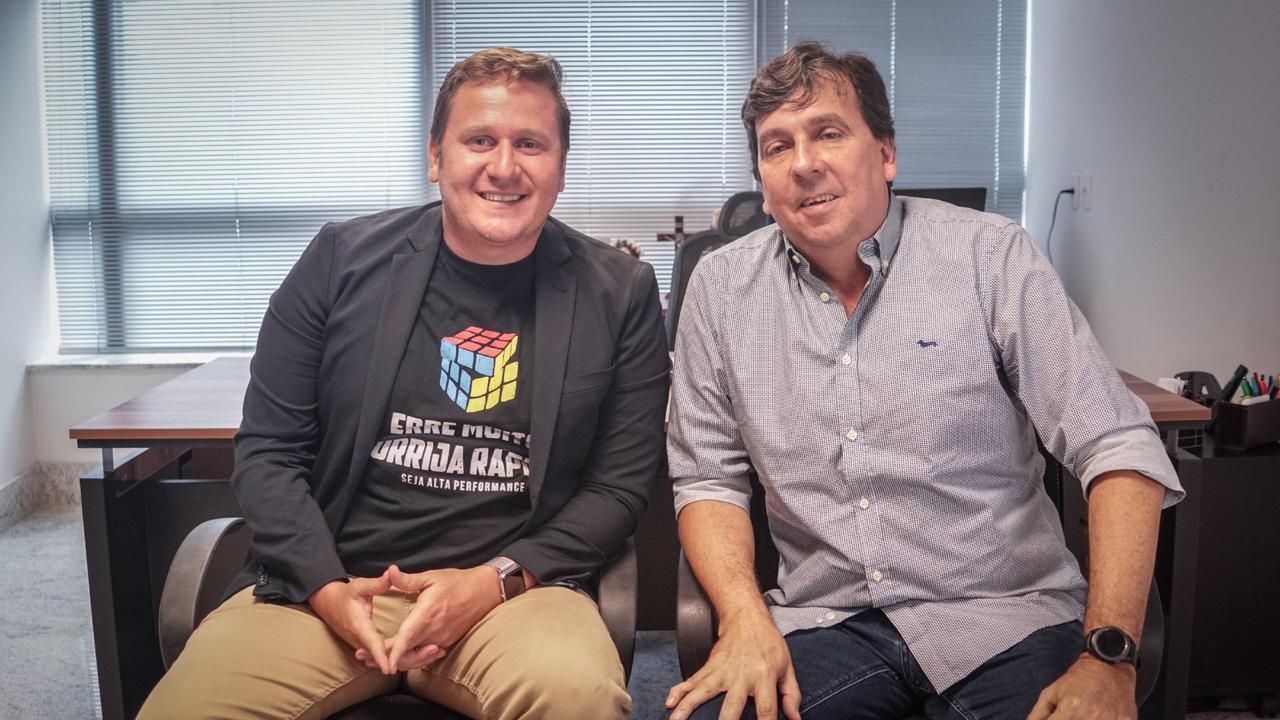 João Mendonça fala sobre gestão e empreendedorismo na estreia da websérie de Marcos Freitas