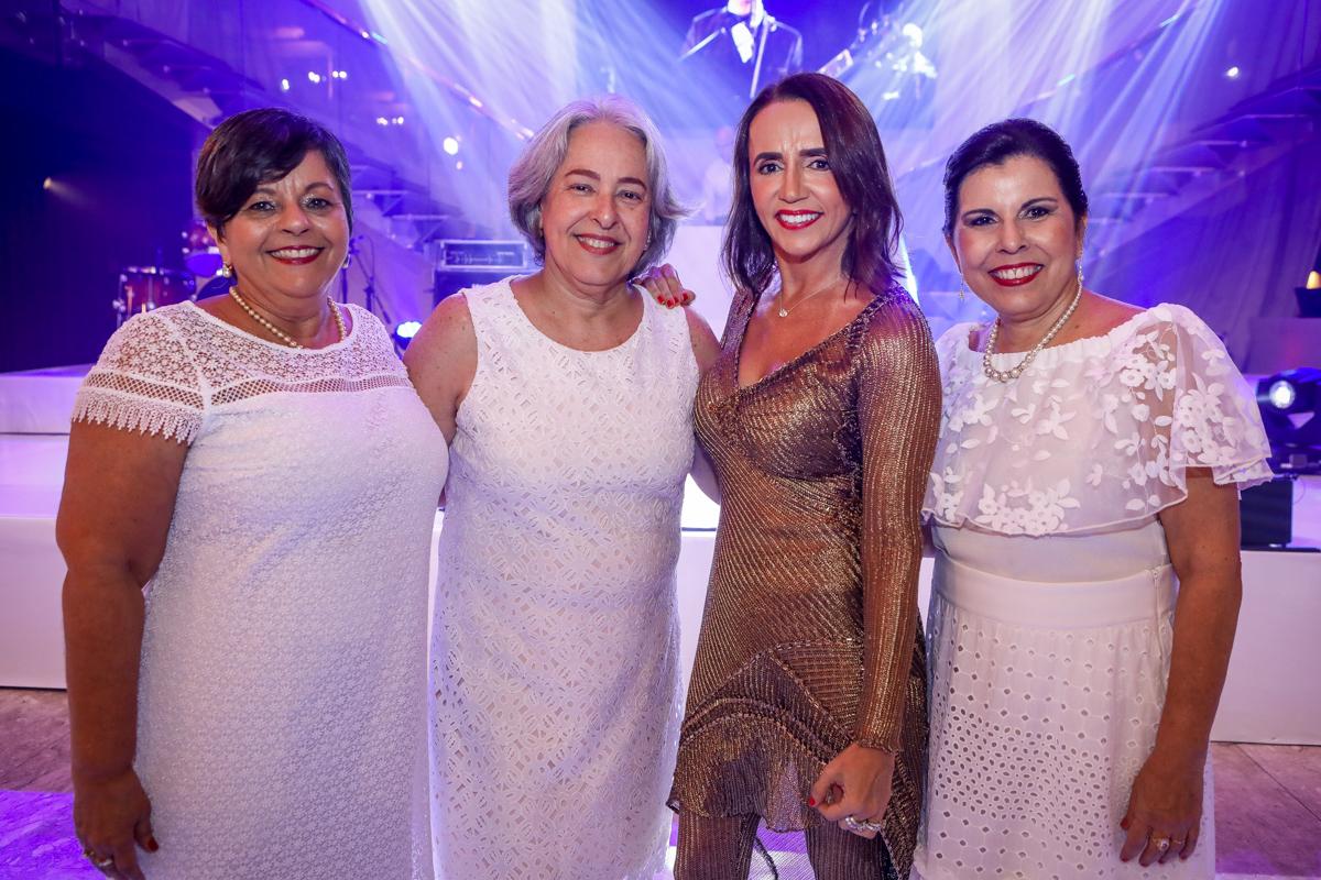 Maria Lima, Carla Araujo, Carla Baide E Cecilia Juaçaba
