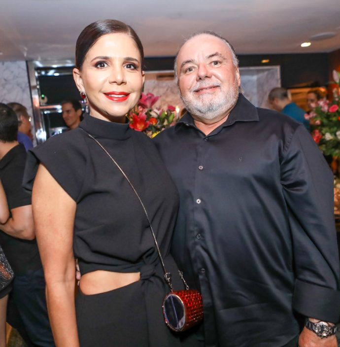 Maria Lucia Negrao E Pedro Carapeba