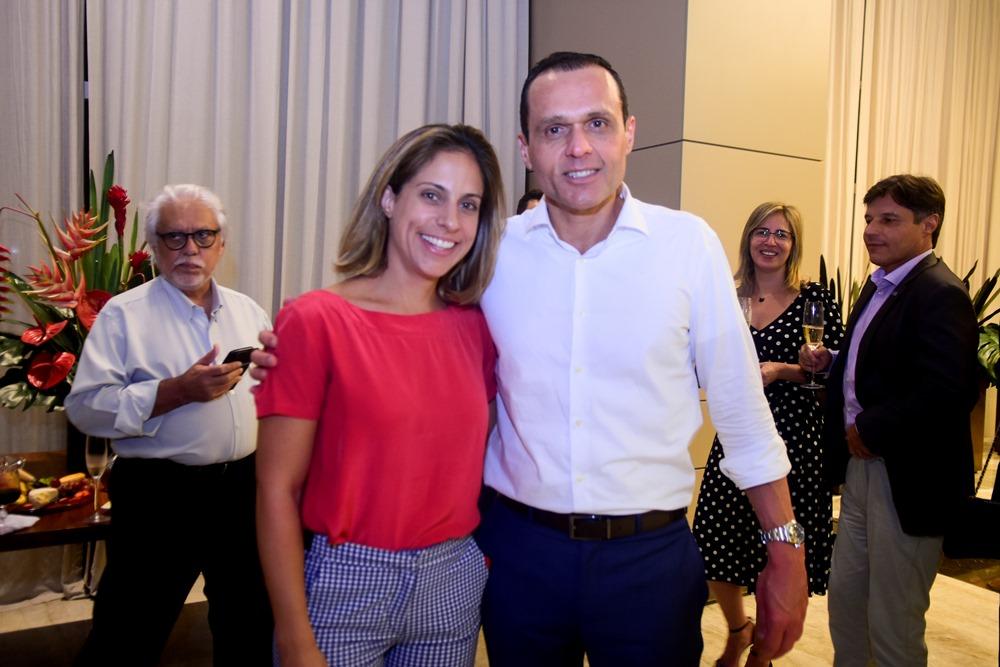 Marília Garcez E Eduardo Diogo