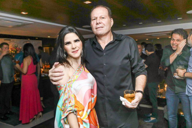 Let`s Celebrate - Aniversário de Marília Quintão transforma o endereço dela em um sofisticado Night Club