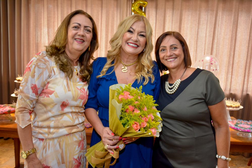 Marlene Sobreira, Stela Salles E Jussara Moraes