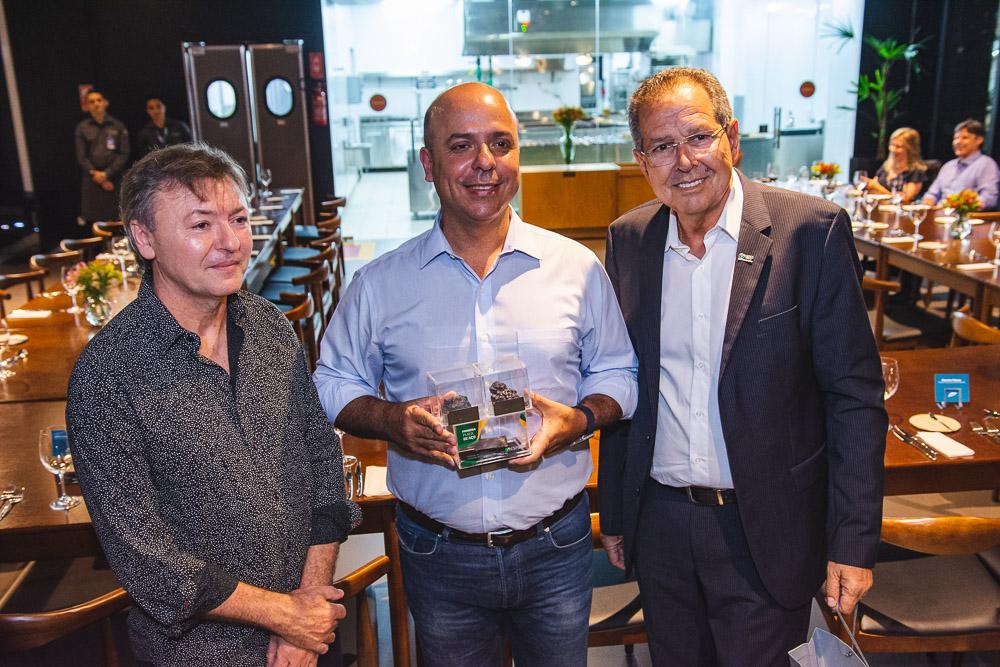 Mauricio Filizola, Carlos Da Costa E Ricardo Parente