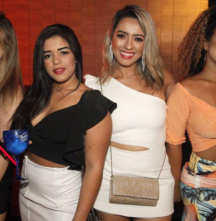 Mayara Lima, Giulia Monteiro, Livia Venessa E Laisa Bruna