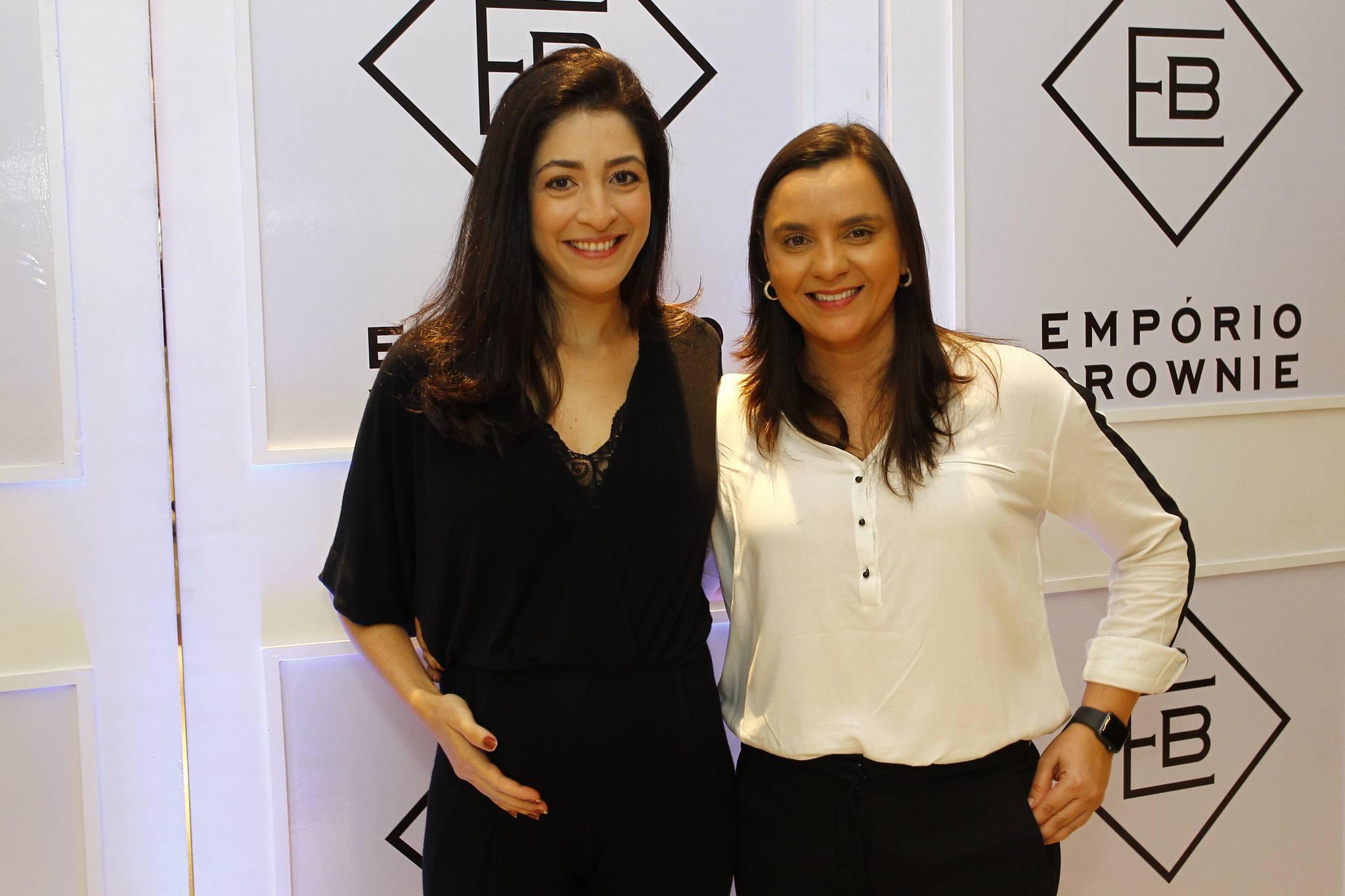 Mila Brasil E Natalia Pinheiro