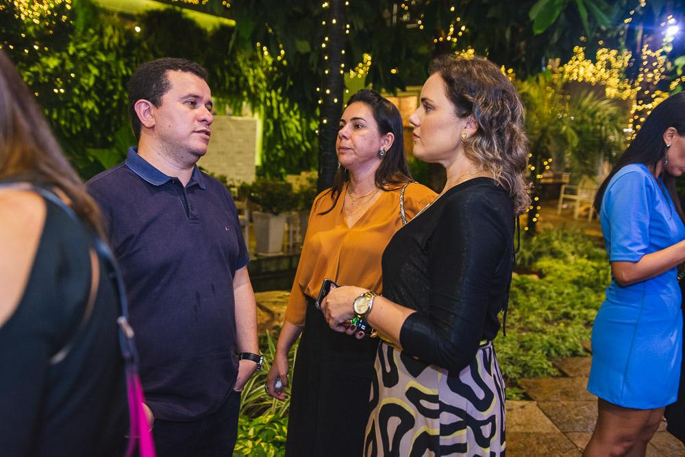 Milton Paiva, Isa Paiva E Flimeira Ferreira