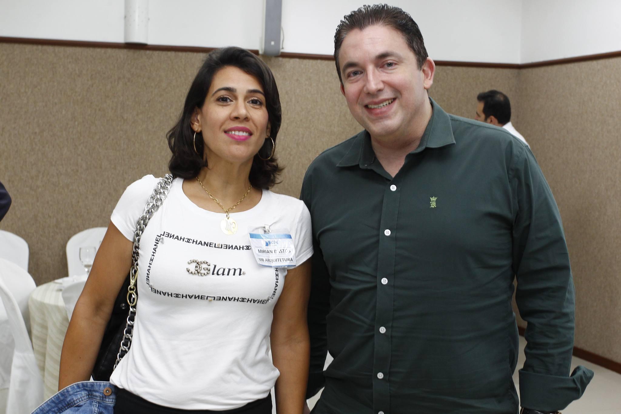 Miriam Bastos E Rodrigo Pereira