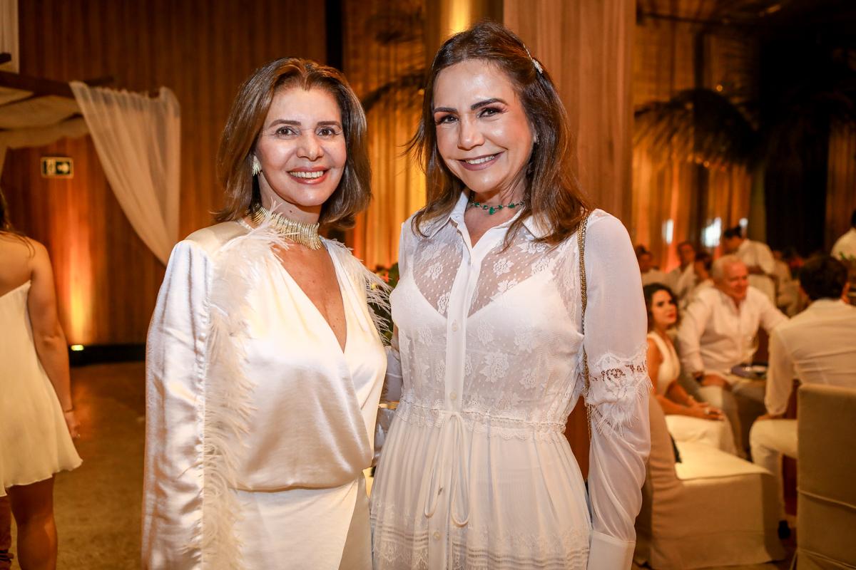 Monica Pontes E Luiza Barreira