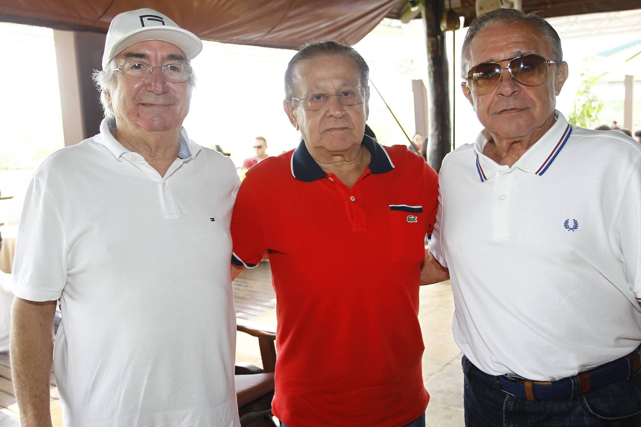 Murilo Belchior, Alvaro Andrade E Kalu Brandao