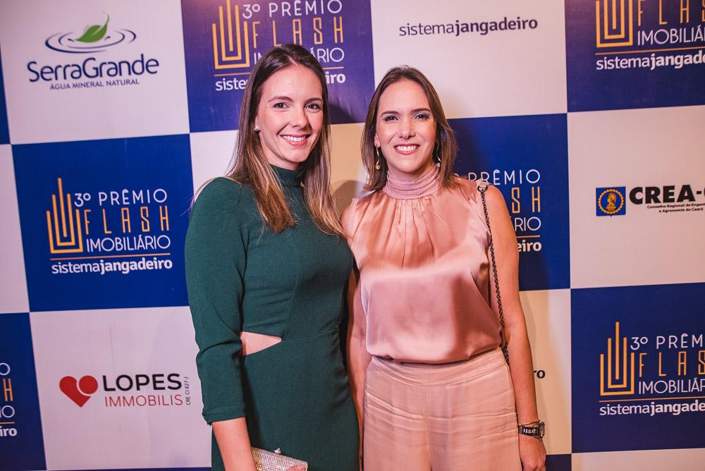 Naiara Albuquerque E Renata Santos