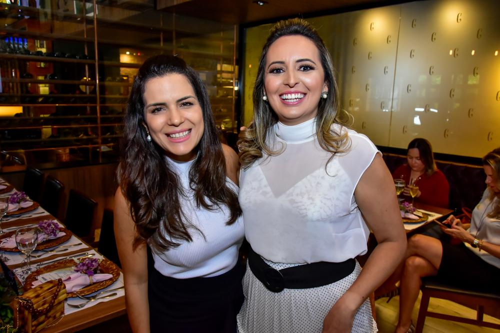 Natália Leite E Janaina Ximenes