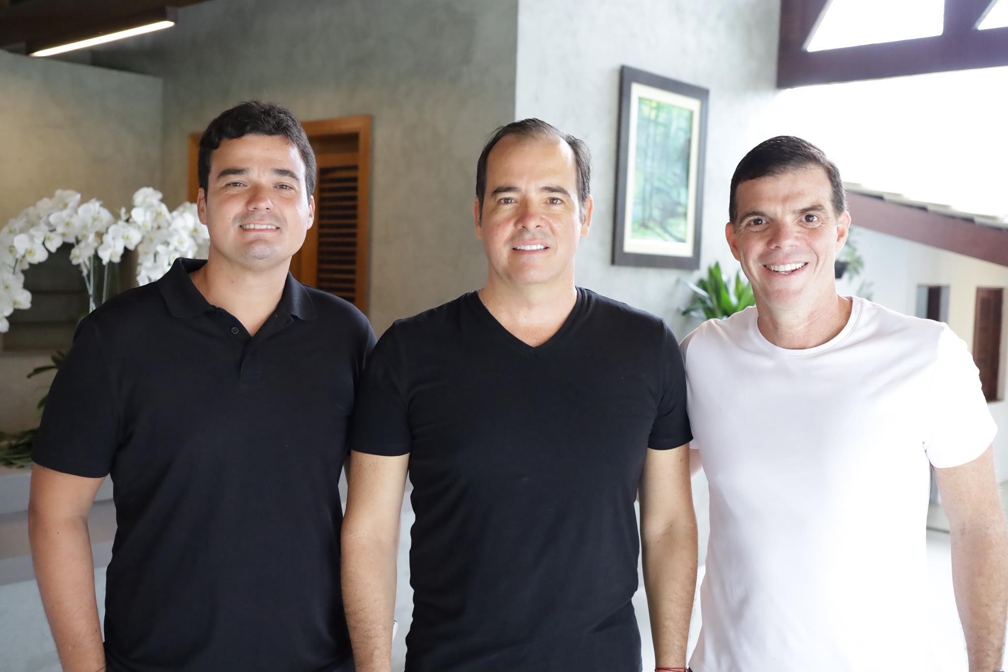 Nelson Valenca Daniel Silveira E Lourenco Bizzaria 2