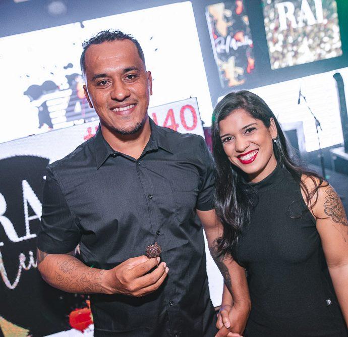 Neto Sousa E Karisia Menezes