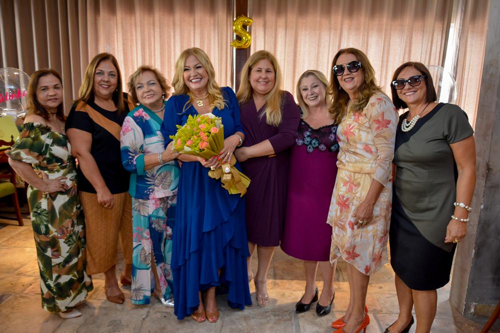 Nilma Marques, Fatima Fiorenza, Fatima Siqueira, Stela Salles, Fernanda Karla, Luiza Silveira, Marlene Sobreira E Jussara Moraes