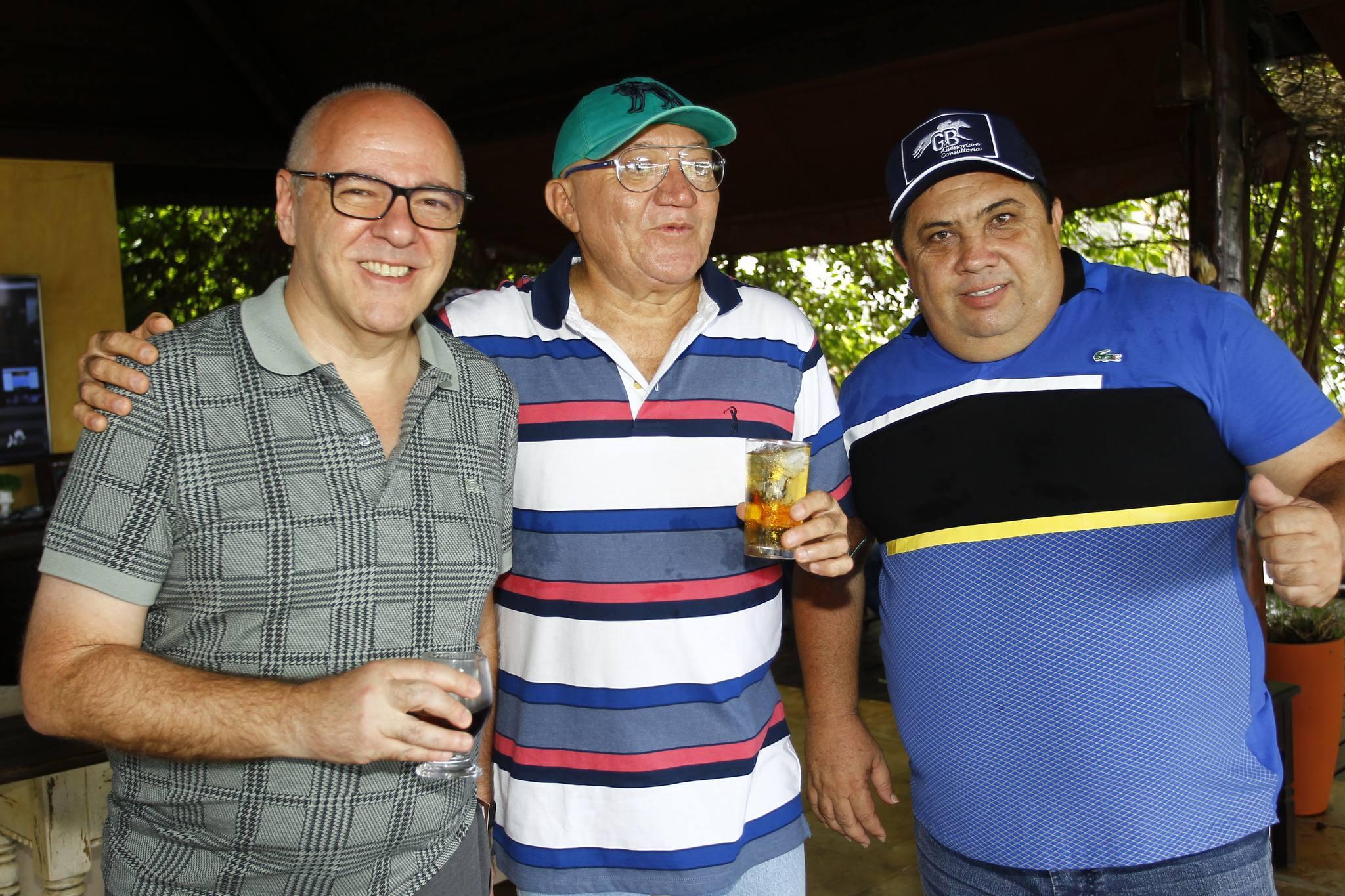 Nilson Genovezi, Galego Paraiba E Jorge Bracinho