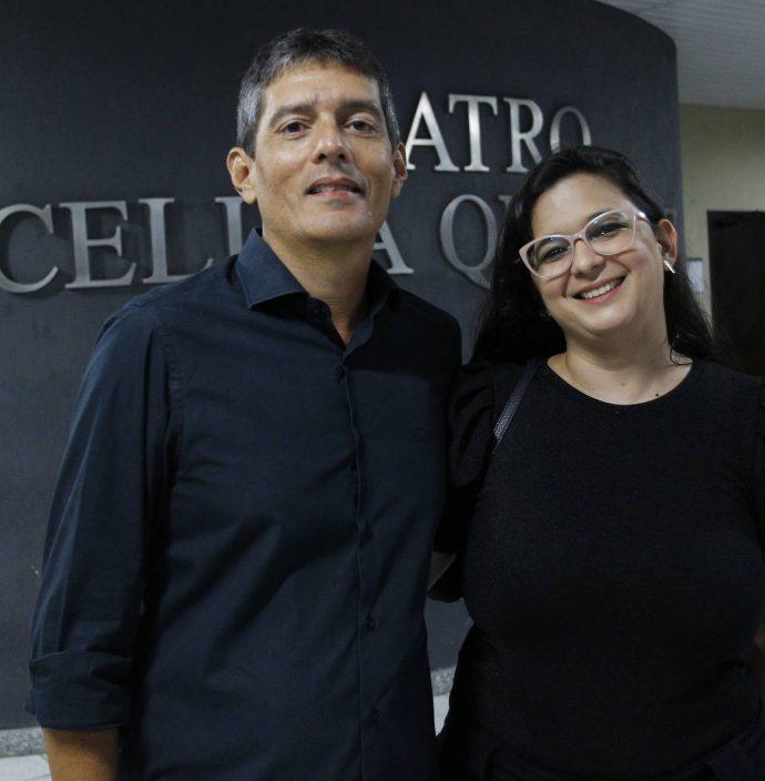 Nobrega Junior E Marcela Matos