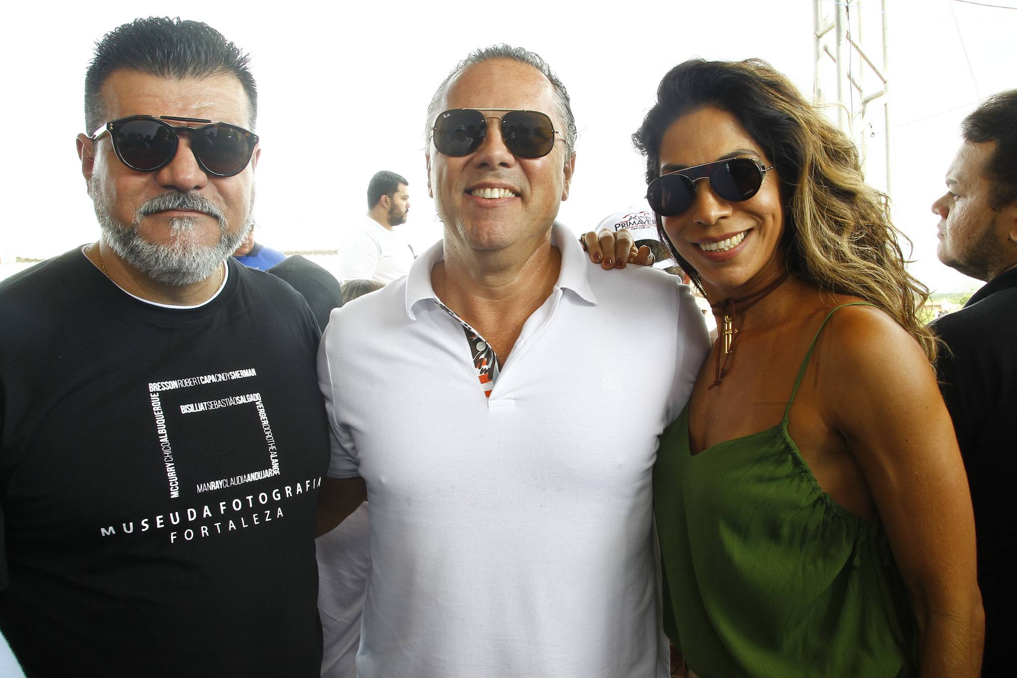Odimar Feitosa, Claudio E Synara Leal