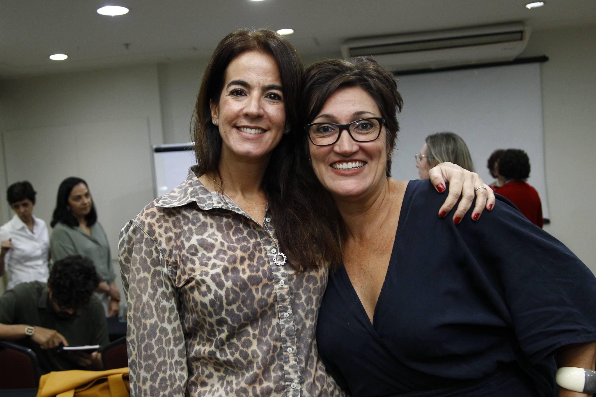 Patricia Couto E Val Braga