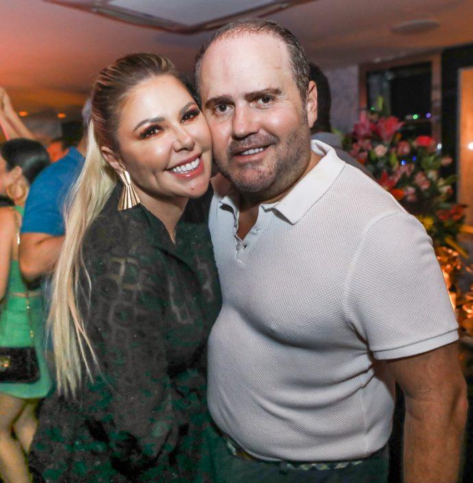Patricia Dias E Roberto Pamplona