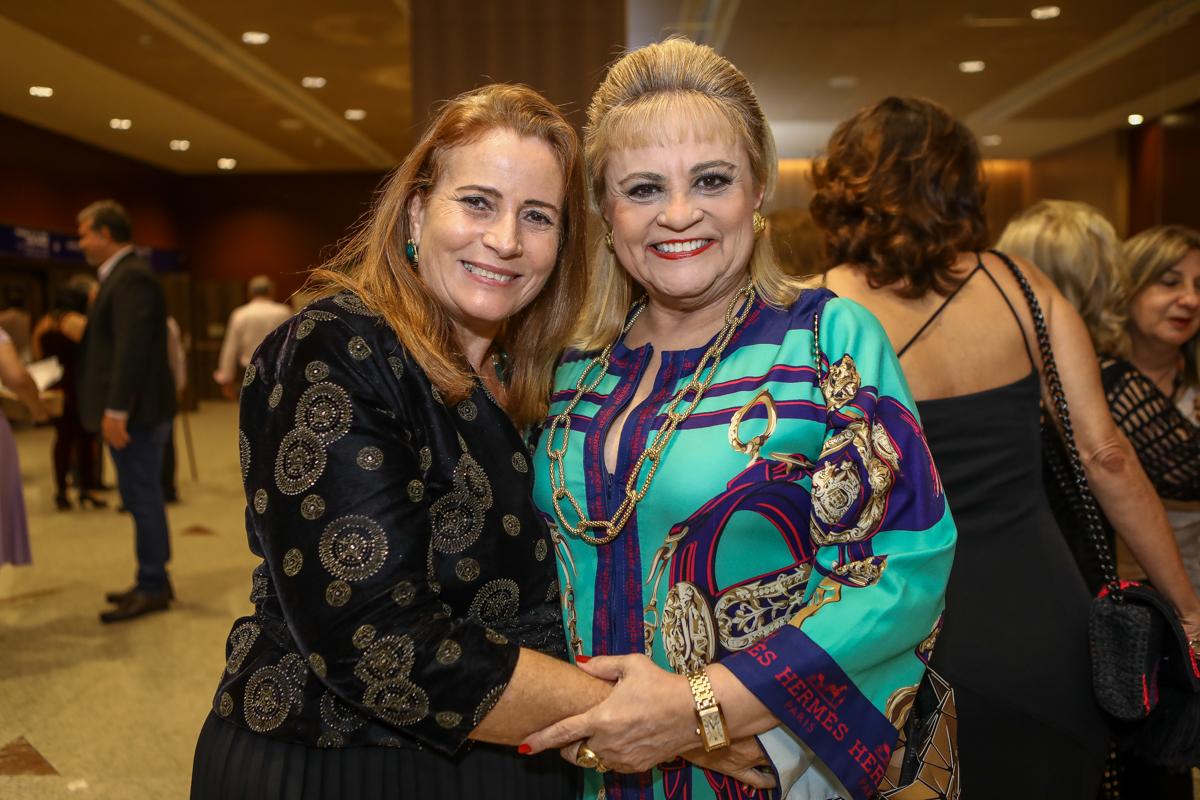 Patricia Franco E Excelsa Costa Lima