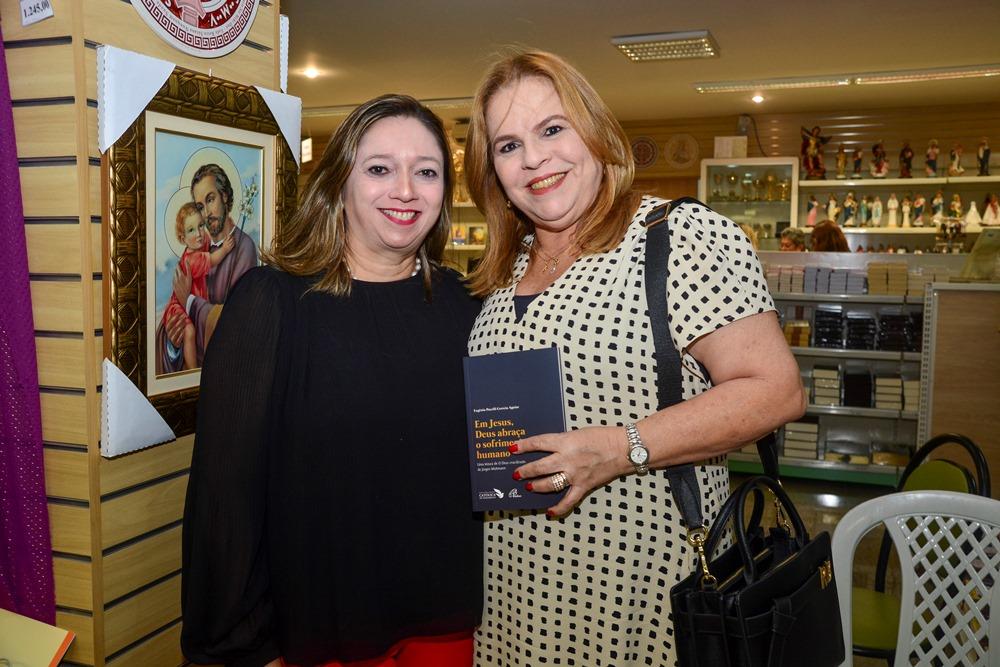 Patrícia Moreira E Rachel Bruno