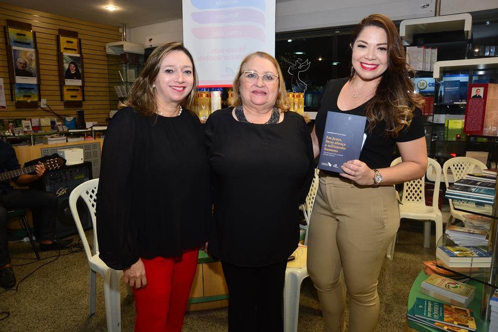 Patrícia Moreira, Fátima Andrade E Adriana Santos