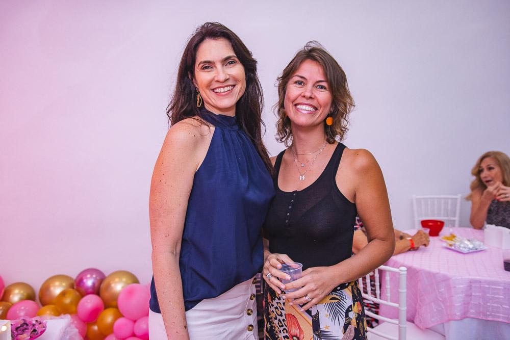 Paula Calux E Fernanda Tarbes
